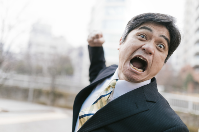 Japanese man punches cab driver after he refuses to drive friend who'd just pooped himself