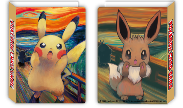 Pikachu, other Pokémon recreate classic painting The Scream, have us squealing at their cuteness
