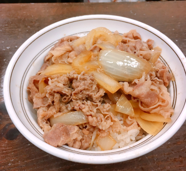 A visit to the oldest Yoshinoya chain in Japan for one last beef bowl before it closes for good