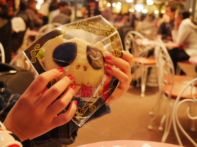 Tokyo Disney Parks' Christmas menus include Jack Skellington sandwich!
