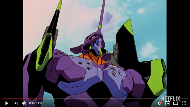 Evangelion returns to legal English-language distribution with Netflix streaming deal【Video】