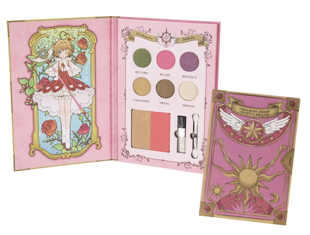 Win Cardcaptor Sakura cosmetics in the Bandai Spirits lottery!