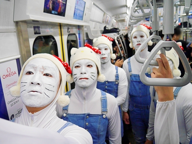 SoraNews24 hits Tokyo's biggest Halloween party dressed as one of Japan's most popular characters