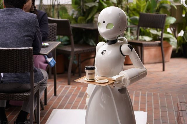 Cafe opens in Tokyo staffed by robots controlled by paralyzed people