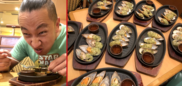 Can one man blow 10,000 yen at Tokyo's cheapest Italian restaurant? The human otter finds out