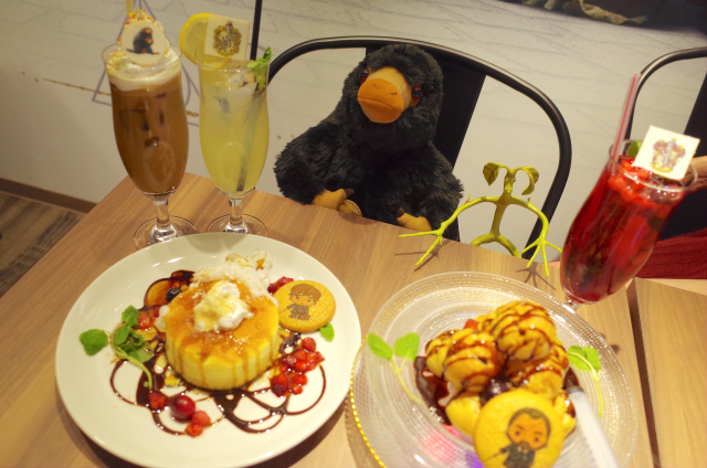 Wizarding World Cafe: First ever official Harry Potter and Fantastic Beasts cafe opens in Japan