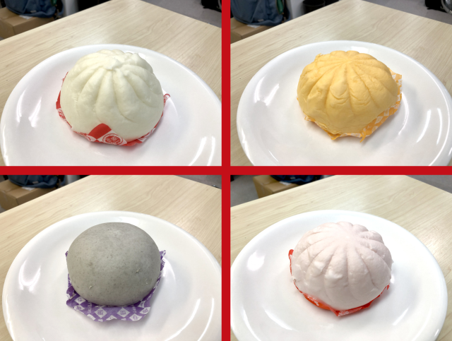 A guide to every type of delicious steamed bun from Japanese convenience store Lawson