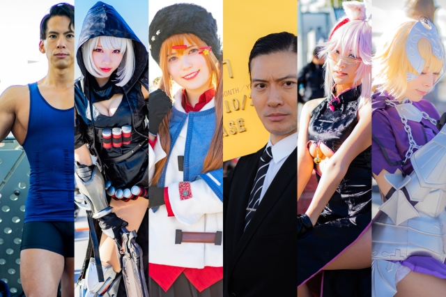 The best Japanese cosplayers from day two of Winter Comiket 2018【Photos】