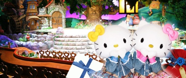 Wait…Hello Kitty has a twin sister?!?!?