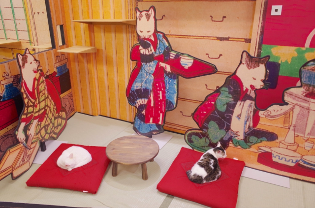 We visited Tokyo's samurai-period style cat cafe, and here's why you should too【Photos】