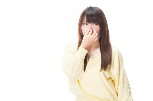And now, the story of a smelly fart on a crowded Japanese commuter train
