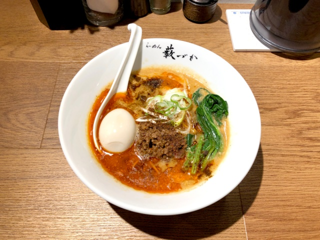 Unassuming noodle restaurant without an overhead sign in Akihabara is totally worth a visit