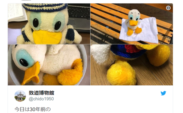 Japanese museum holds on to child's lost stuffed animal for 30 years, gives it bath, new clothes