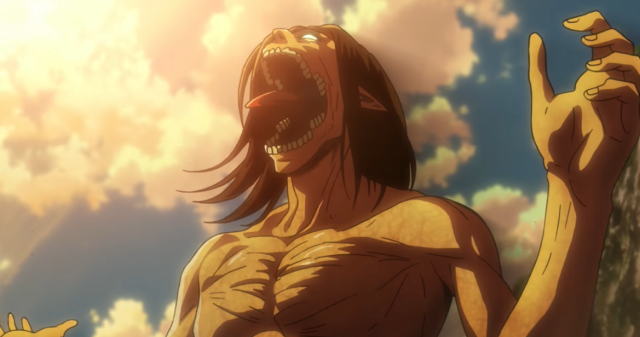 Attack on Titan creator reveals marriage while running down his favorite movies of the year