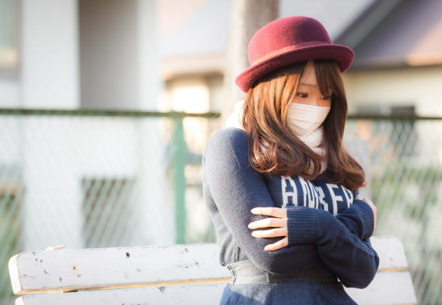 Japanese school bans non-white masks for students, teacher can't believe dumb waste of time