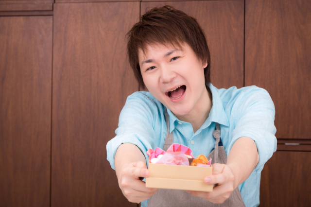 Survey shows Japanese women would love to be getting some chocolate on Valentine's Day too