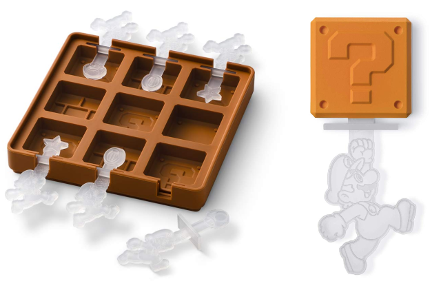 Nintendo's awesome Super Mario chocolate-making trays are here to power up Valentine's Day