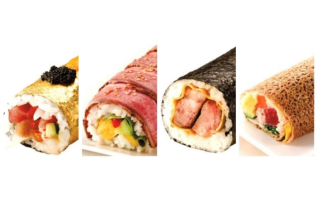 Japanese department store wishes you a good year ahead with 150 types of delicious ehomaki