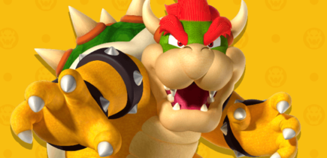 Bowser officially controls Nintendo with promotion to company president