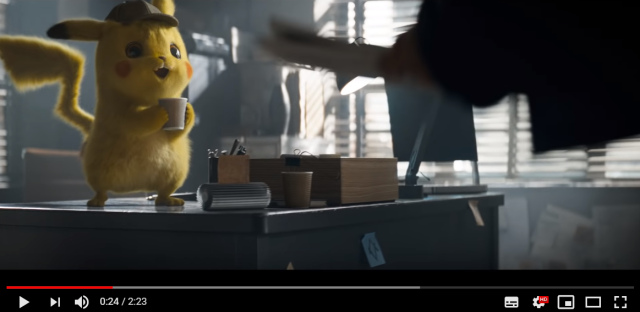 New live-action Pokémon movie trailer shows Mewtwo, confirms Flareon won't be cute【Video】