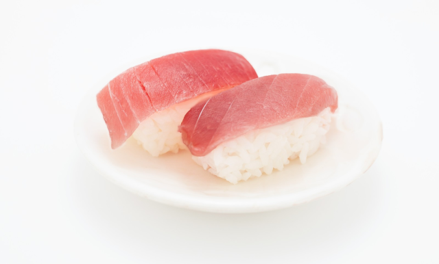 J-rock legend Gackt says he only eats the fish part of his sushi, never touches the rice