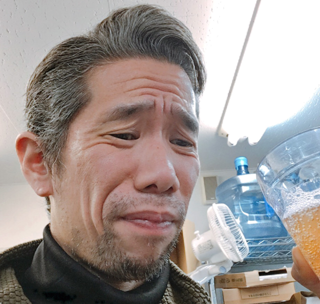 Remember: Japanese kombucha is nothing like American kombucha