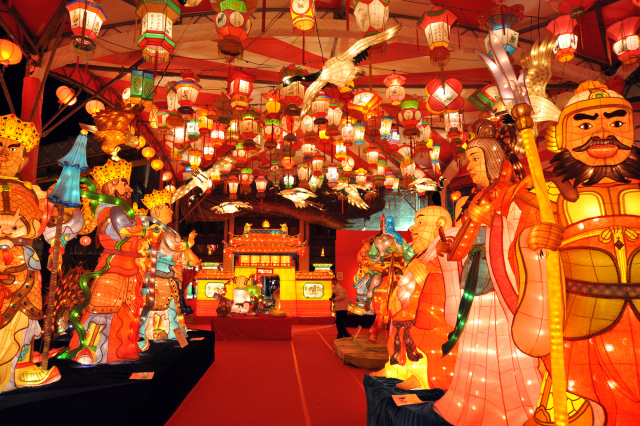 Nagasaki Lantern Festival: An awesome event that will whisk you away into a celestial world【Pics】