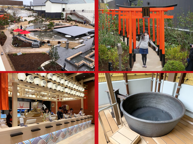 Beautiful onsen complex opens in downtown Osaka, lets you live onsen dream in heart of the city