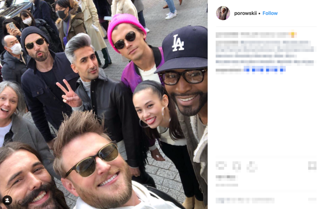Queer Eye in Japan: Behind the scenes of new Netflix special currently being filmed in Tokyo
