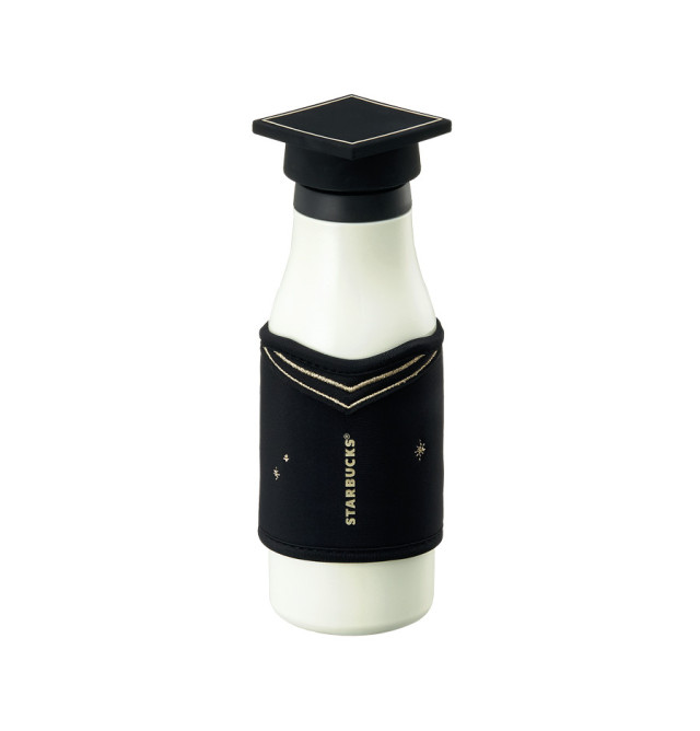 Starbucks Korea's new graduation bottle makes us want to go back to school