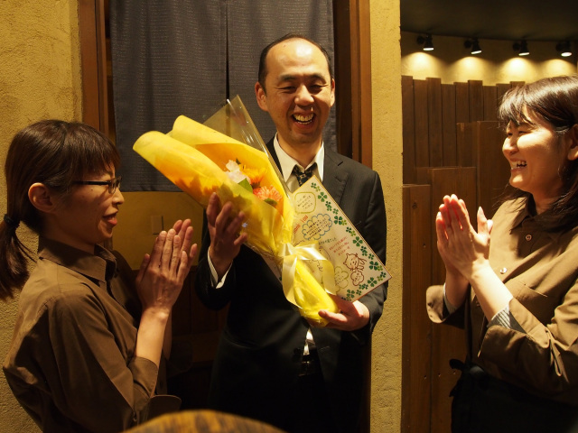 Japanese restaurant now offering pretend farewell parties for when your coworkers hate you