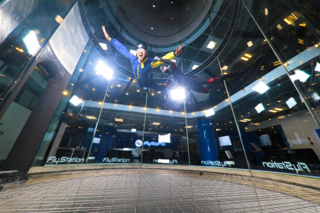 FlyStation Japan: We unleash our inner Captain Marvel with indoor skydiving near Tokyo【Videos】