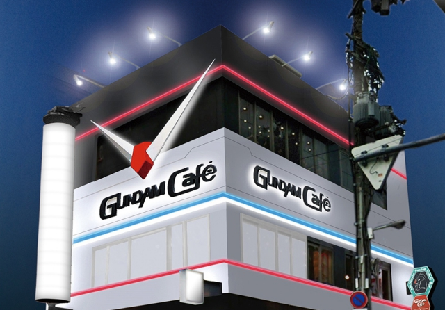 Brand-new Gundam Cafe, biggest branch yet, to open in Osaka this month