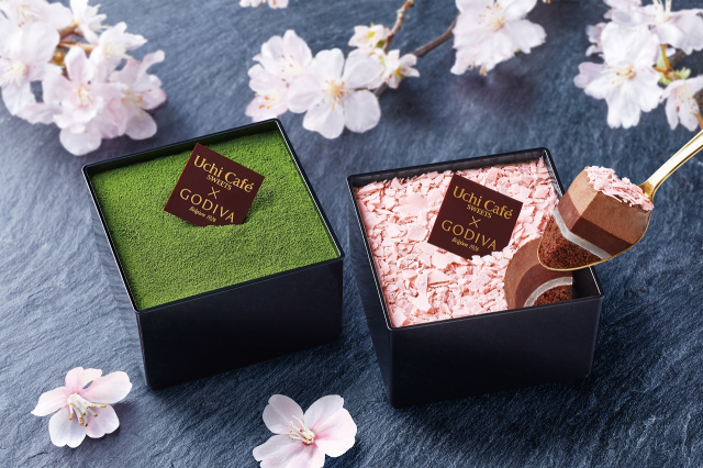 Godiva Japan unveils beautiful cherry blossom party cake, but you won't find it at fancy stores