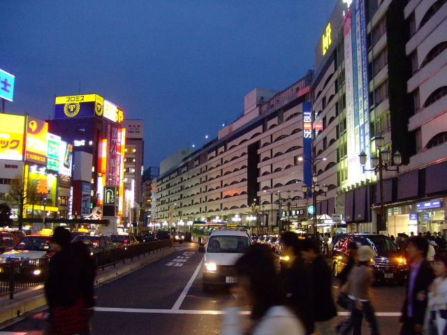 Man in Tokyo slices own stomach with knife near one of the city's busiest train stations