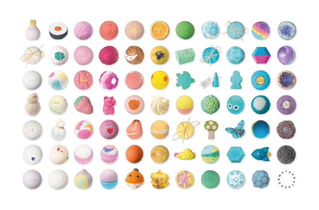 Lush Japan-exclusive bath bombs from Harajuku store coming to stores worldwide this spring