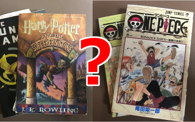 "What's in a genre: do you think a novel can be ""shonen?"""