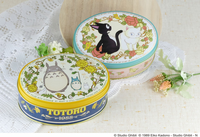 Lupicia to release special tea blends based on Studio Ghibli films!