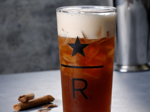 Starbucks Japan adds new Ginger Ale Cloud non-alcoholic coffee cocktail to Tokyo Reserve menus