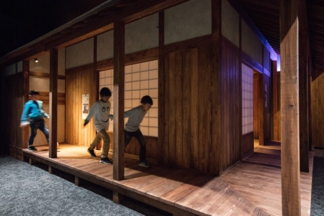 Japanese castle's new Ninja Museum sends you on an interactive shinobi mission through history