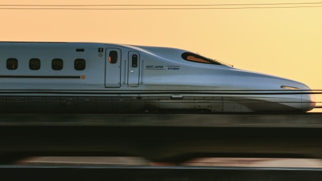 Japanese man arrested for opening door and jumping off bullet train while it was still running