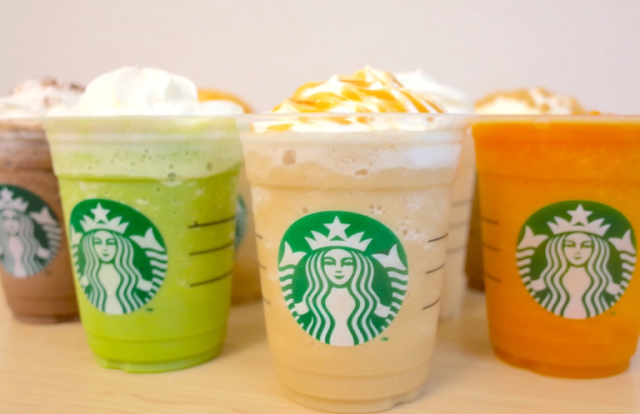 Can't decide what to order at Starbucks Japan? Use this handy guide to pick a Frappuccino!