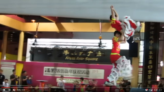 Costume-less Chinese lion dance videos show real humans, real behind-the-scenes magic【Video】