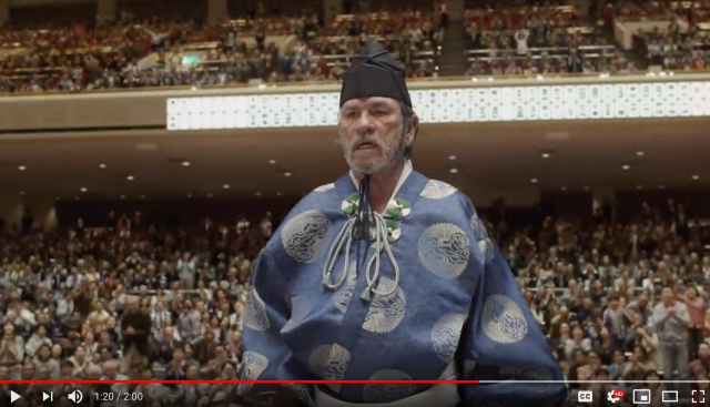 Tommy Lee Jones cries, says sayonara to the Heisei era in epic new Boss coffee commercial 【Video】