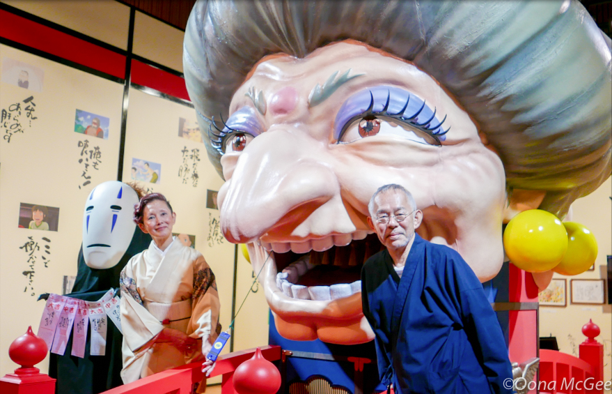 New Studio Ghibli Exhibition Opens In Tokyo Features Giant Talking Yubaba From Spirited Away Soranews24 Japan News