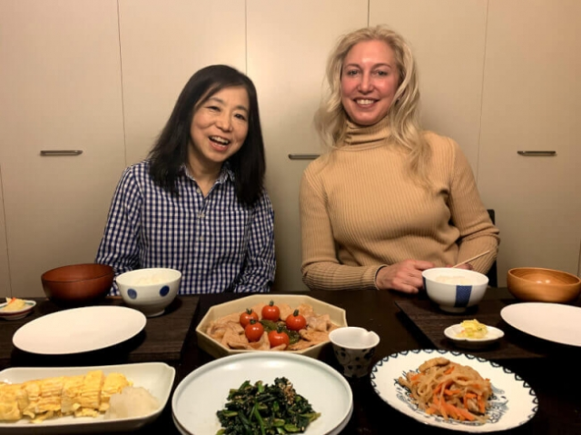 These in-home cooking classes match foreign travelers with Japanese locals for delicious memories