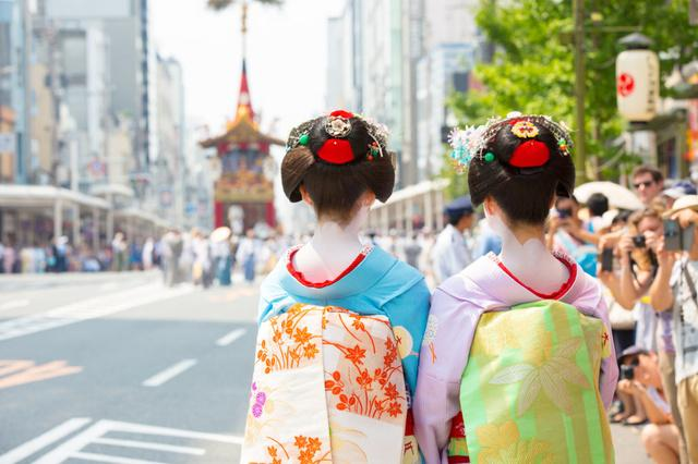 Kyoto's famous Gion Festival celebrates its 1150th anniversary with…crowdfunding?