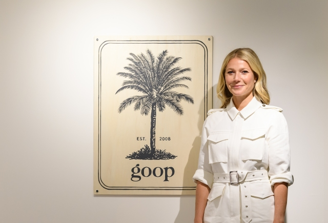 Gwyneth Paltrow visits Japan, dines on sushi and soba as Goop beauty brand debuts in Tokyo
