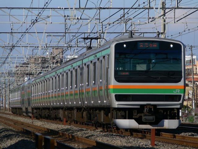 Thief steals brake handles, control panel, and more from train in Shizuoka