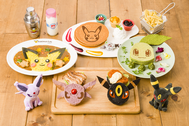 New Tokyo Pokémon Cafe Johto menu items require knowledge of Pokémon lore to order them【Photos】